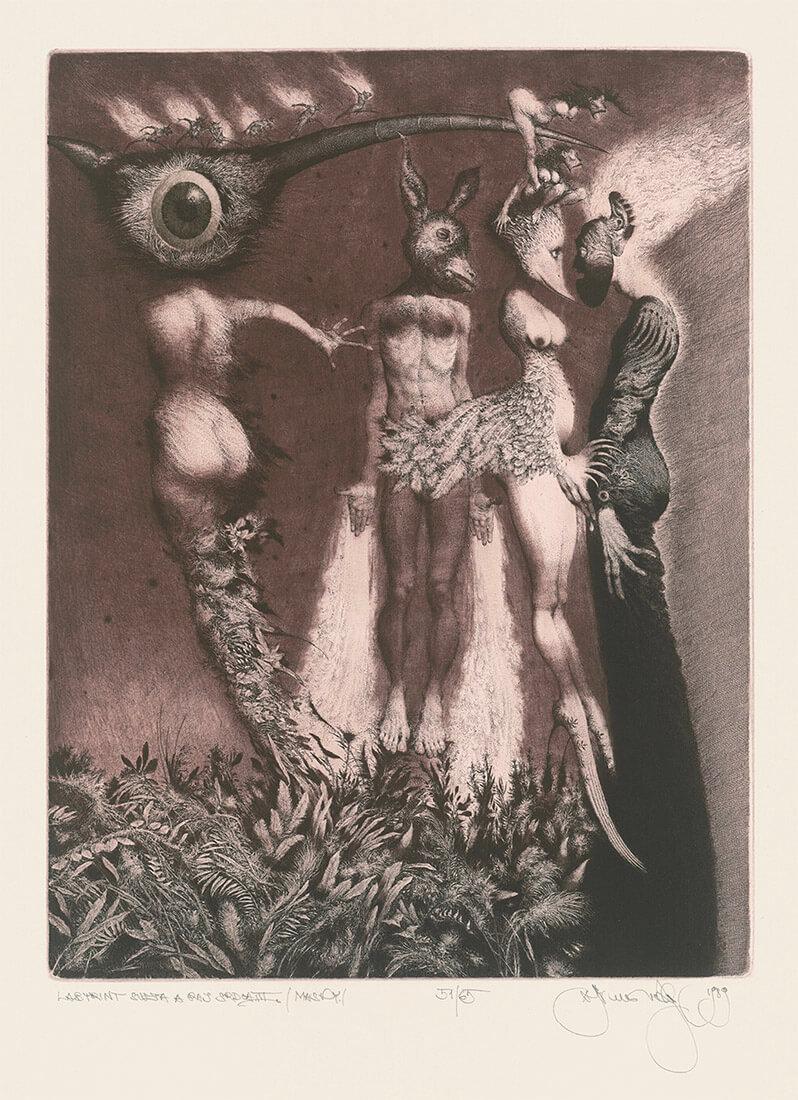 gallery-image-Labyrint sveta a raj srdca III. Masky