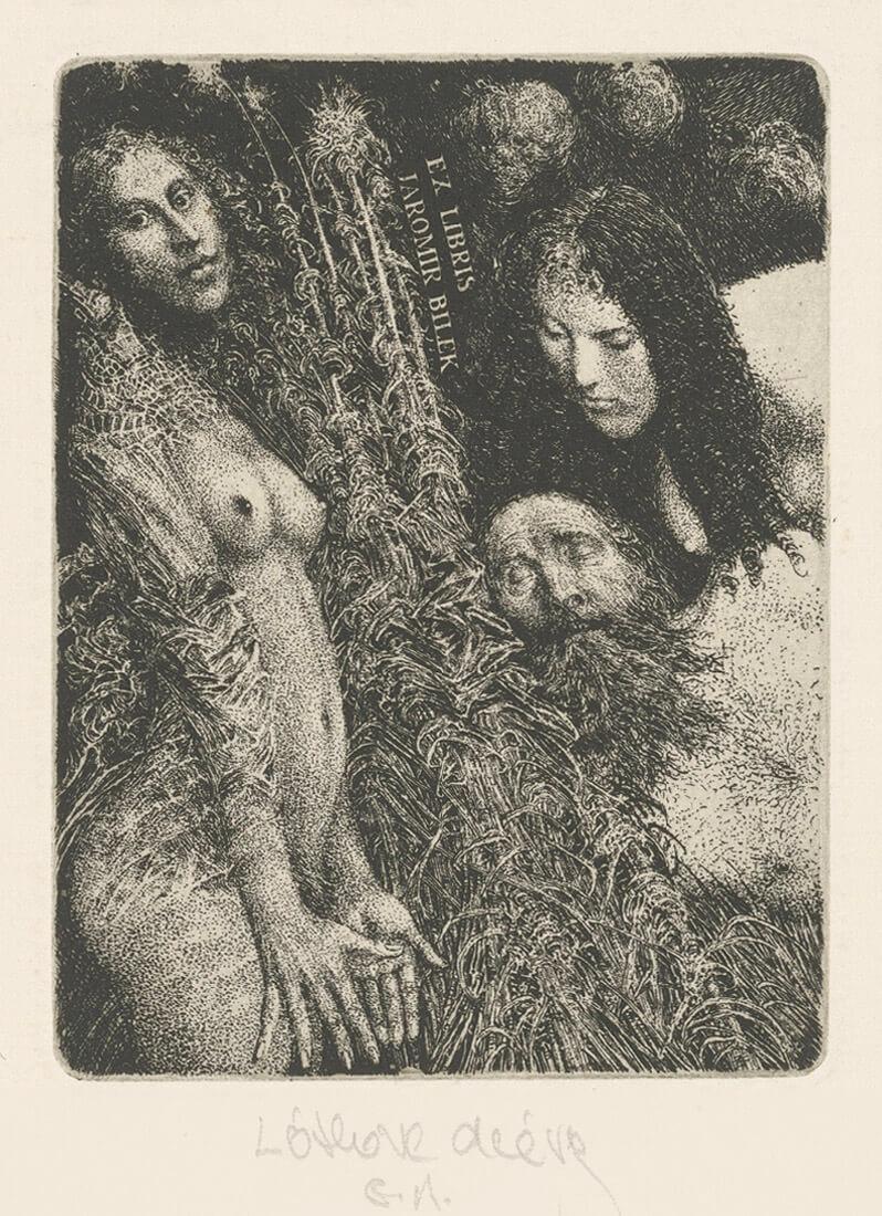 gallery-image-Ex libris J.Bílek