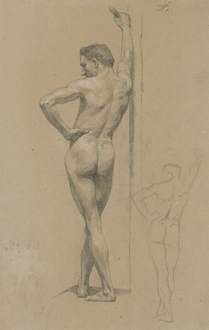 gallery-image-Štúdia stojaceho aktu