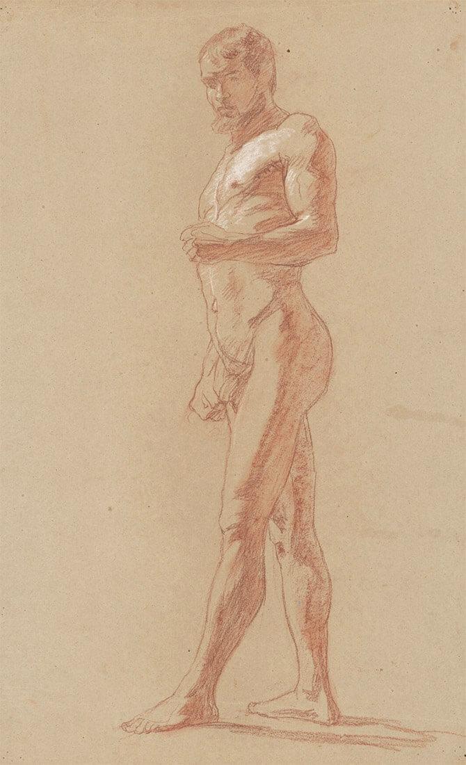 gallery-image-Štúdia stojaceho muža
